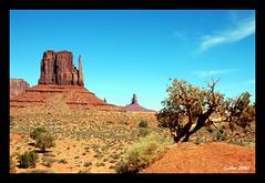 MONUMENT VALLEY 1 (Lutor44) Tags: trip travel viaje arizona usa ford monument john landscape desert monumento valle paisaje valley desierto navajo monumental estadosunidos vaqueros oeste diligencia eeuu