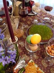 DSC00565.JPG (tannazie) Tags: traditional norouz persiannewyear noruz haftsinn samanu senjed