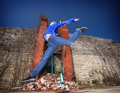 Leaping piles of rubble in a single bound - by J. Star