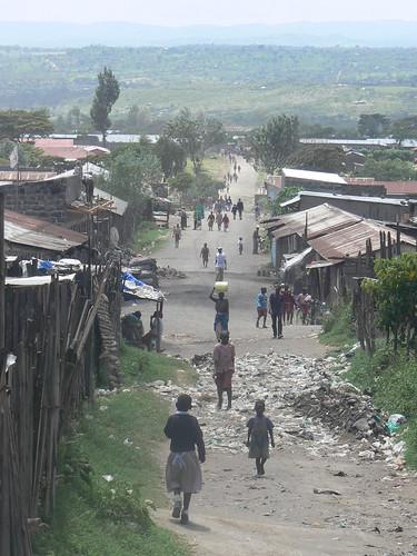 Slum in Kenia (Foto: Claire_Murphy_18,Flickr)