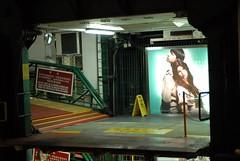 Star Ferry Hong Kong (HKmPUA) Tags: nightphotography ferry night hongkong 50mm star nikon terminal d200 starferry nikkor f18 18  kowloon 50mmf18d tst ferryterminal  50mmf18af