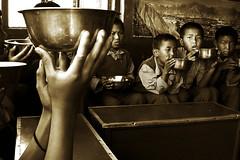 Tibetan exiles raised to be humble - by Wen-Yan King