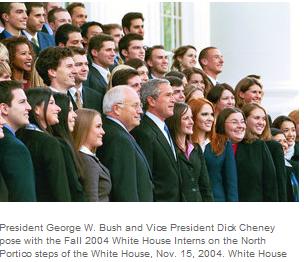 Former White house Interns