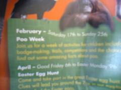 Poo week