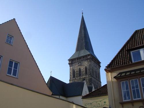 Katharinenkirche von Nordost
