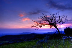 Scurigadroxiu - Sunset (valerius25) Tags: sardegna sunset d50 nikon tramonto sardinia monreale campidano marmilla villanovaforru arcuentu valerius25 scurigadroxiu valeriocaddeu