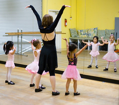 hands up (arkworld) Tags: ballet jessie kids ballerina balletclass instructor jessieballet public4now