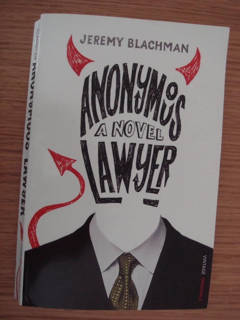 Jeremy Blachman - Anonymous Lawyer (200