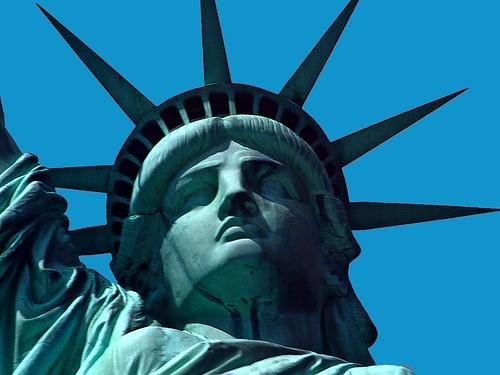 Estatua de la Libertad, New York (Foto de: Sherca)