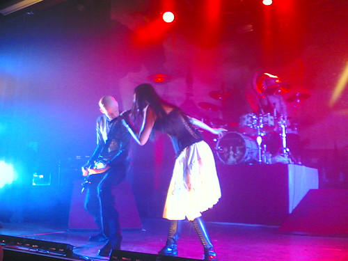 Within Temptation, La Riviera 25 de Marzo de 2007