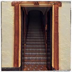 Stairway (FotoFling Scotland) Tags: ayamonte spain staircase fotoflingscotland