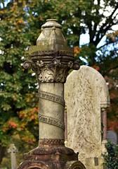 WRC Oct 16 - 8 (Lostash) Tags: death graveyards burials memorials cemetaries tombs graves gravestones tombstones leicester welfordroadcemetary
