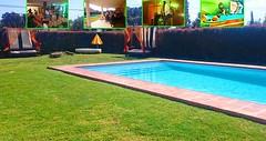 Piscina - Diversion (brujulea) Tags: brujulea casas alquiler san vicente del raspeig sant vicent alicante alacant villa family piscina diversion