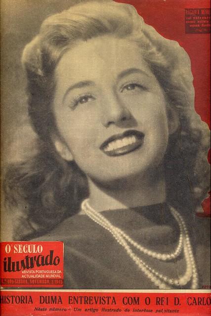O Século Ilustrado, No. 409, 1945 - cover
