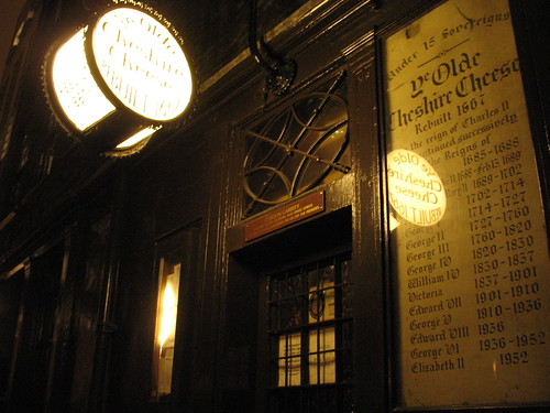 Ye Olde Cheshire Cheese (1667)