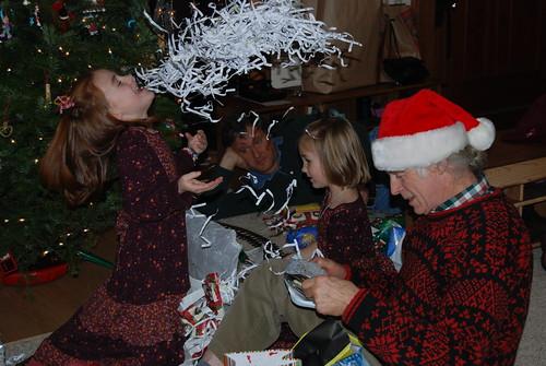 Unwrapping is fun!