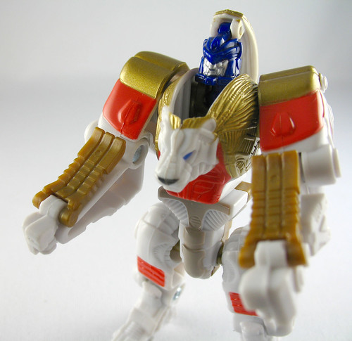 Legends of Cybertron  Leo Prime