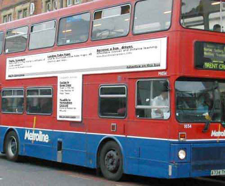 Se o Google dominasse o mundo, teríamos Google Bus AdSense!