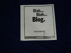 LA Times plugs its blogs?