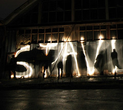 Lystagger. S-T-A-V-E.. (Nanaki) Tags: light night grafitti shadows letters flashlight tagging risr natt tagg stav stavelin lommelykt austagder skygger bokstaver flisvika lysgrafitti flighttagg eirikstavelin