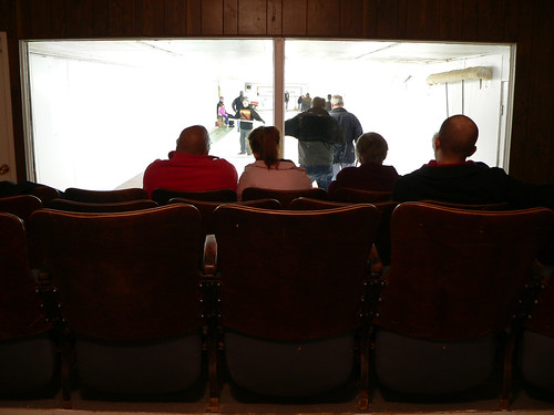 curling rink gallery