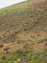 Bajada de la Montaña 1994