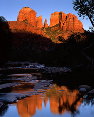 Cathedral Rock, Sedona, Arizona - by Robbie