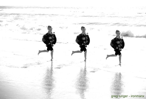 ((~~~ Running free on a Beach ~~~))