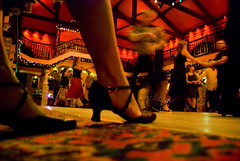 Would you care to dance? (Briggate.com) Tags: red sexy feet dance dancing legs action sensual venue danceshoes ceroc engineshed modernjive assignment5 whetherby wnwjanuary 36frames cfmay styleedginess stylelowangle styleintensity assignment13 leedprojectorthingy top20dance
