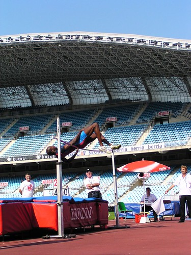 "San Sebastian - World Masters Veterans Athletics Championship • <a style=""font-size:0.8em;"" href=""http://www.flickr.com/photos/26679841@N00/348179293/"" target=""_blank"">View on Flickr</a>"