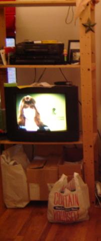 farewell TV!