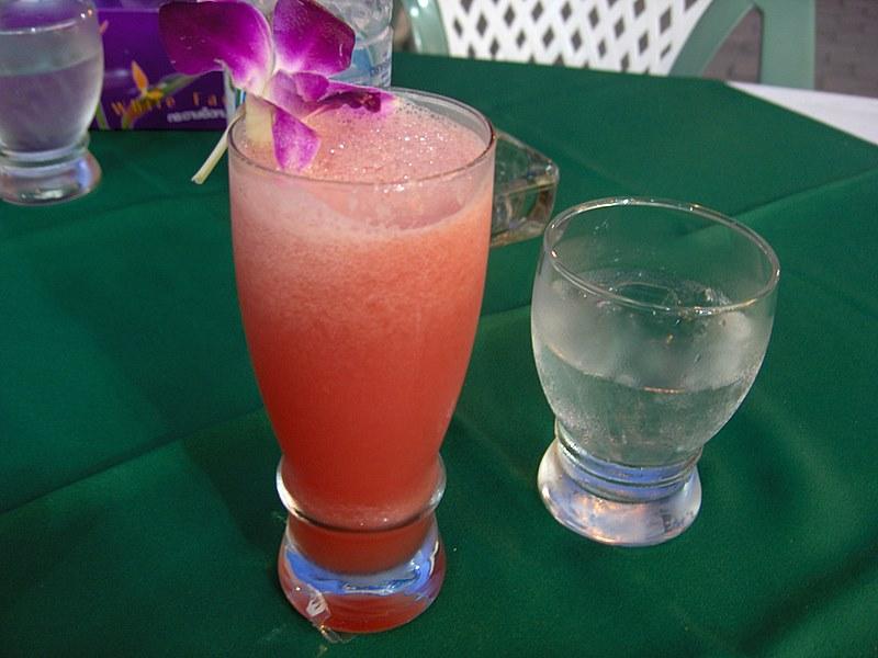 Patong Phuket Menu