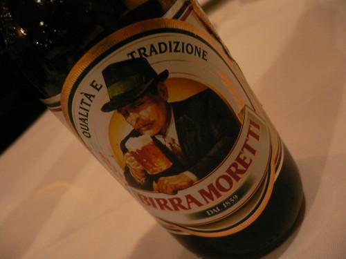 イタリアビール #2
