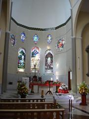 Interior Iglesia Coromoto