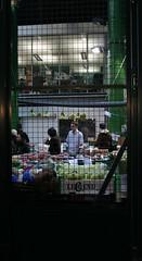 Caged people (arnd Dewald) Tags: london fruit contrast market cage boroughmarket streetphoto markt kfig kontrast frucht frchte arndalarm img23531caklein