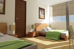 Hotel Los Leones - Habitaciones