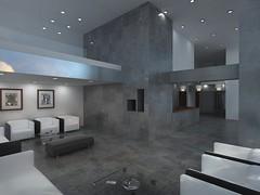 Hotel Los Leones - Lobby
