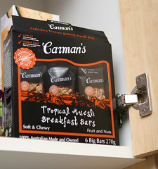 carman's muesli bars