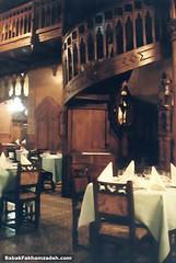 A church, oh no, wait, its a restaurant