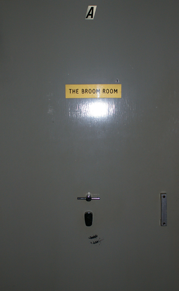 Broom Room