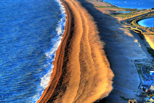 011407 Chesil 2 - View from Priory Corner