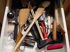 dee's kitchen: Cooking Utensils.