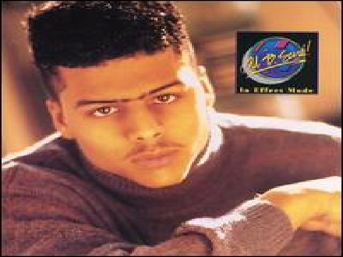 Al B. Sure--In Effect Mode