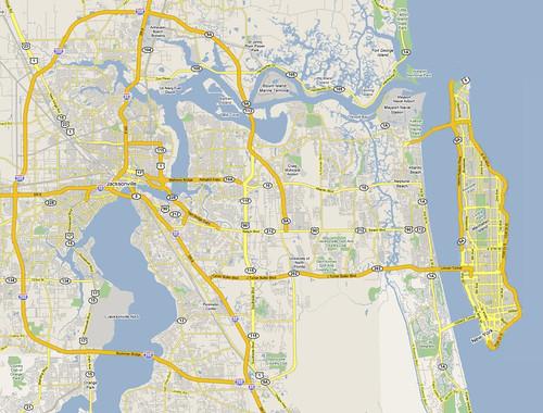 Manhattan on Vacation -Jacksonville, Florida