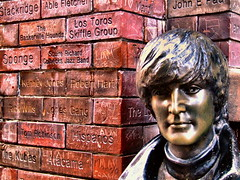 John (sunny-drunk) Tags: club liverpool john beatles lennon cavern mathewstreet beats cavernclub outstandingshots