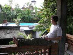 Relaxin'...