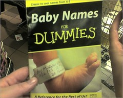 baby names for dummies (alist) Tags: baby book dummies babynames