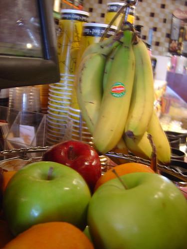 fruit on parade