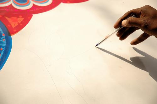 An Artist's Dream by Umair Mohsin.