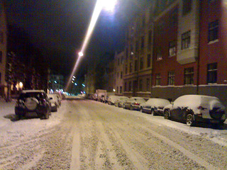 Oslo - Winter has arrived!